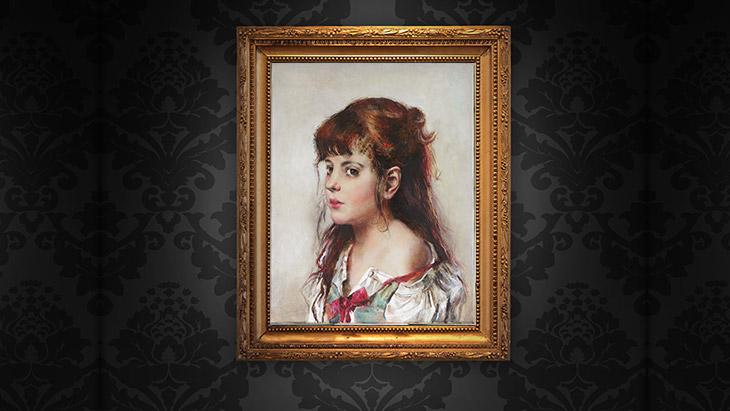 Portret Włoszki