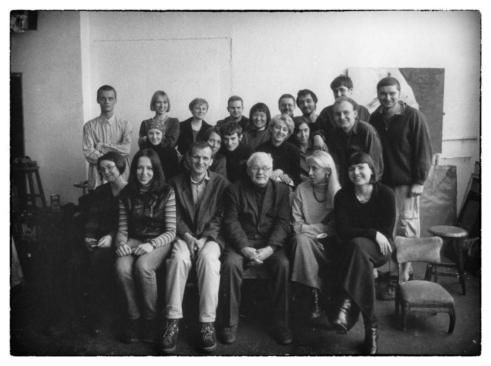 Pracownia Rajmunda Ziemskiego, ASP w Warszawie, Irina Pozniak
