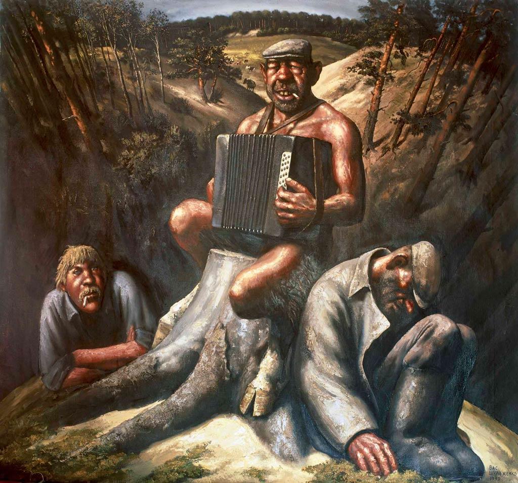 shulzhenko painting