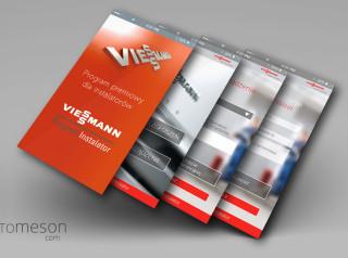 UI, aplikacja mobilna, Viessmann